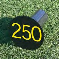 Fairway / Tee / Range Disc Markers