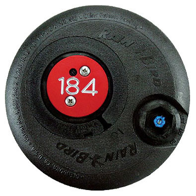 Sprinkler Head Yardage Markers